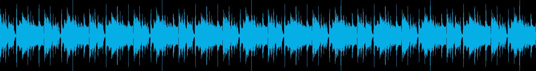 危険なループ2の再生済みの波形