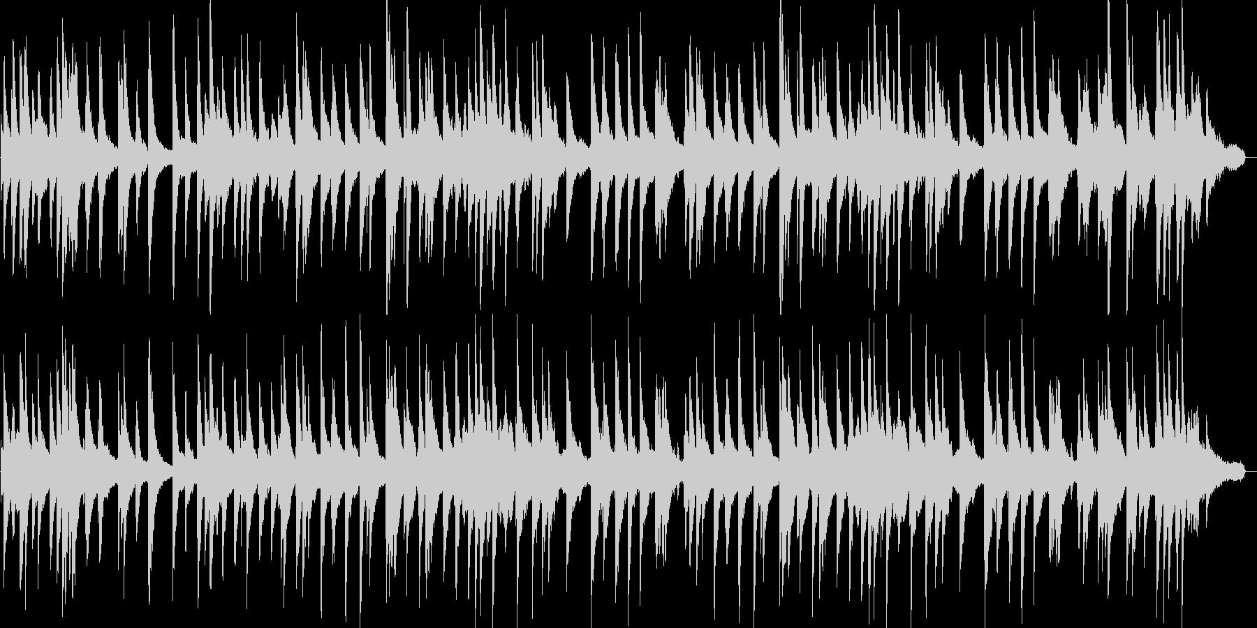 リラックス・おしゃれ・ピアノ・ジャズの未再生の波形
