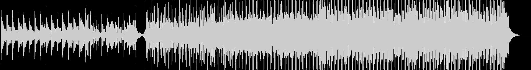 ジャズのEDMです。の未再生の波形