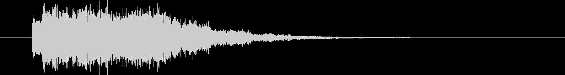 IT系効果音3の未再生の波形