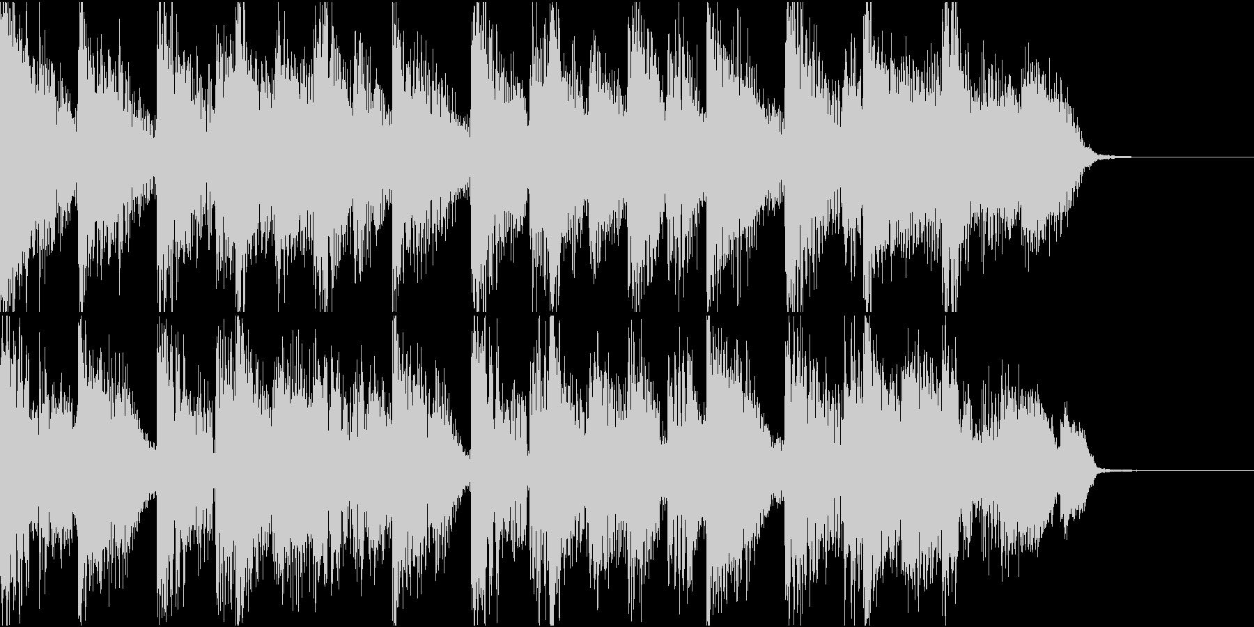 ややトリッピーで忙しいドラムンベー...の未再生の波形