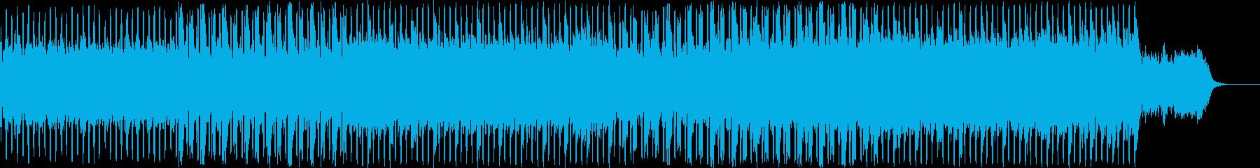 切なさとミニマルが交差するエモポップの再生済みの波形