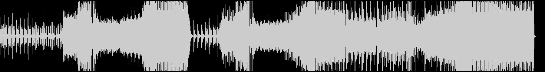 トロピカルハウス+ラテン、洋楽テイストの未再生の波形
