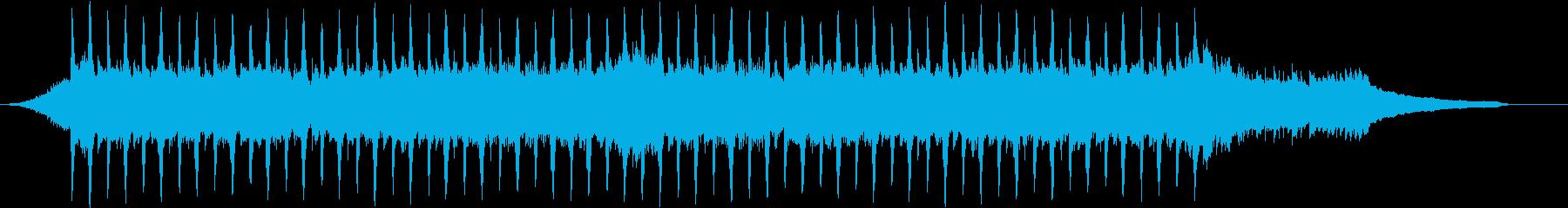企業VP系78、爽やかピアノ、4つ打ちcの再生済みの波形