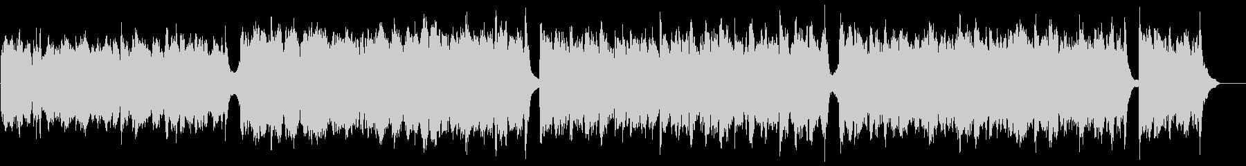 知的なシネマティックピアノ:Pfと低い弦の未再生の波形
