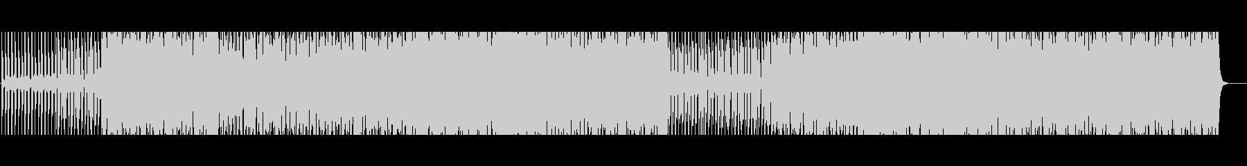 ブルージー・ファンキーなポップインストの未再生の波形