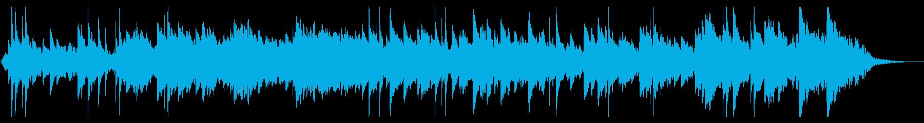 オルゴールが奏でる✡都市伝説✡ミステリーの再生済みの波形