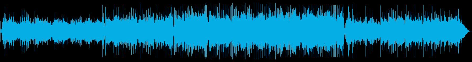 トリプレット。ピアノバー。スローカ...の再生済みの波形