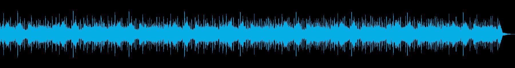 浮遊感・幻想的・チルアウト・ヒップホップの再生済みの波形