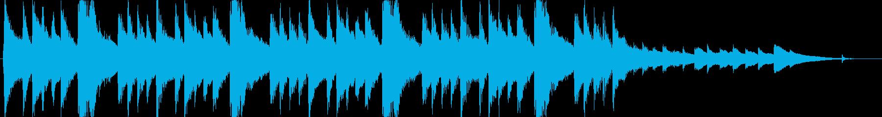 ジングル - 秋の再生済みの波形