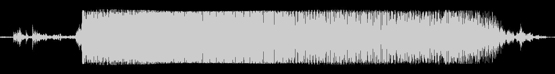 ギターメタルパワーコードzzaの未再生の波形