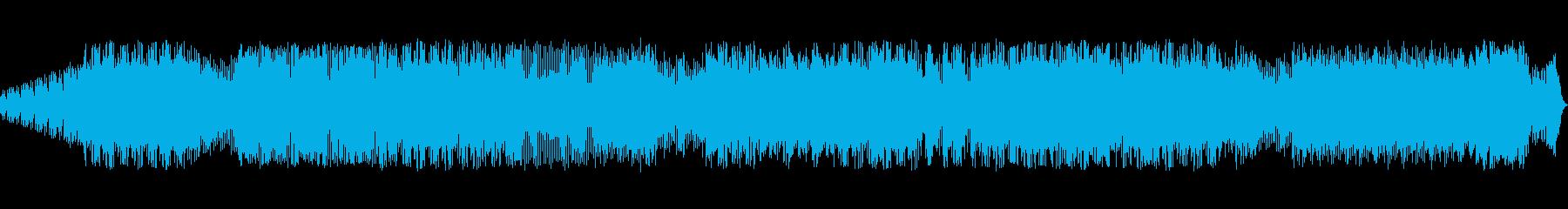 かっこいいEDM!!! の再生済みの波形