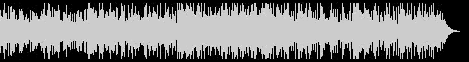ダークなシネマティックIDMの未再生の波形