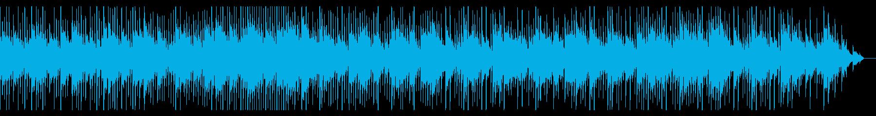 独特なシネマティックギターアンビエントの再生済みの波形
