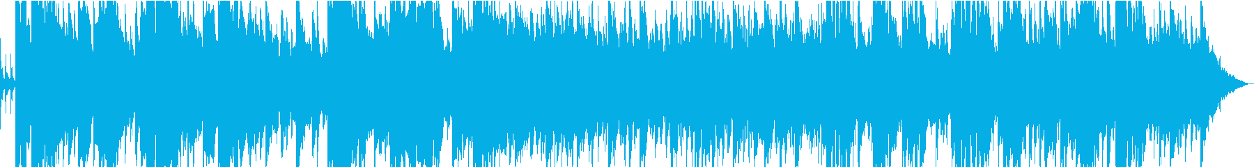 魅惑的なテナーサックスのメロディー...の再生済みの波形