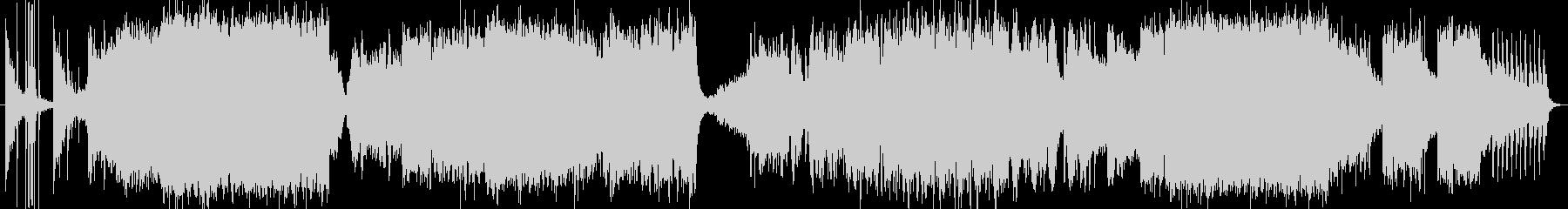 初代エイリアンのような不気味なホラー音楽の未再生の波形