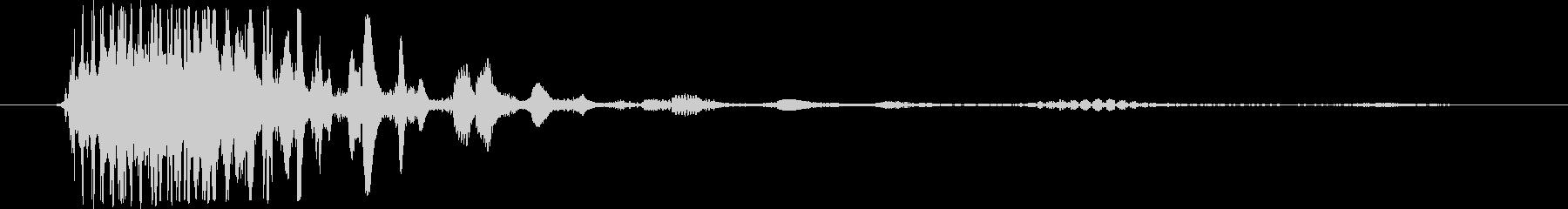 BLEEPSWEEP VERSION 6の未再生の波形