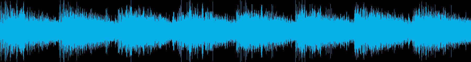 サイレン 緊急 防災 アラーム 警報 7の再生済みの波形