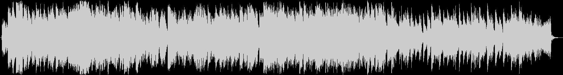 ピアノ フルート ほのぼの ドラマチックの未再生の波形