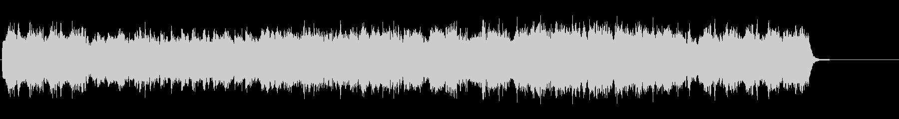 クリスマス メルヘン ほのぼの かわいいの未再生の波形