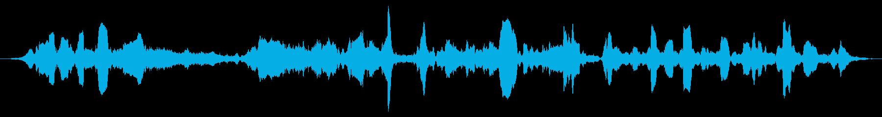 Viola:A String、Ha...の再生済みの波形