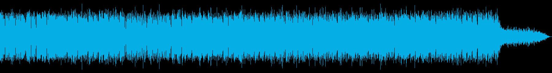 トランス。フーガの再生済みの波形
