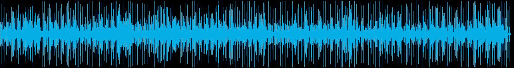ジャジーで演劇的なジャズピアノソロの再生済みの波形