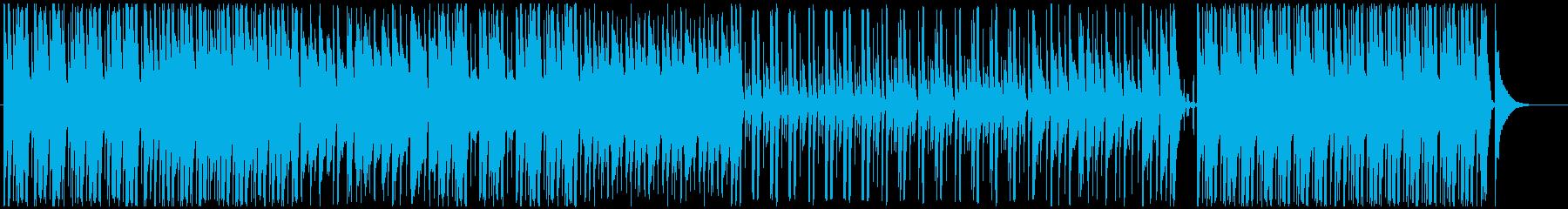 ふんわりのどかな癒しポップ♪の再生済みの波形