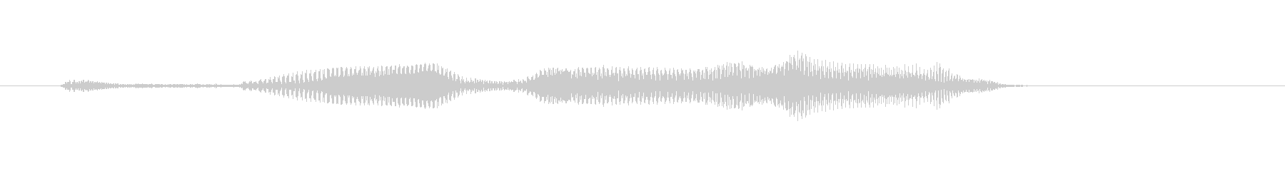 It's behind. The voice of a 5-year-old boy.'s unreproduced waveform