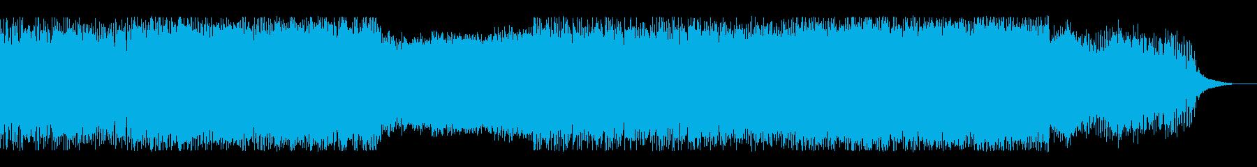 LoFiでダークでダーティなテクノですの再生済みの波形
