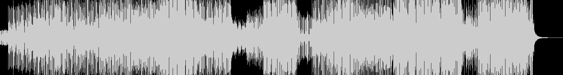 ユメカワなデジピコポップスの未再生の波形