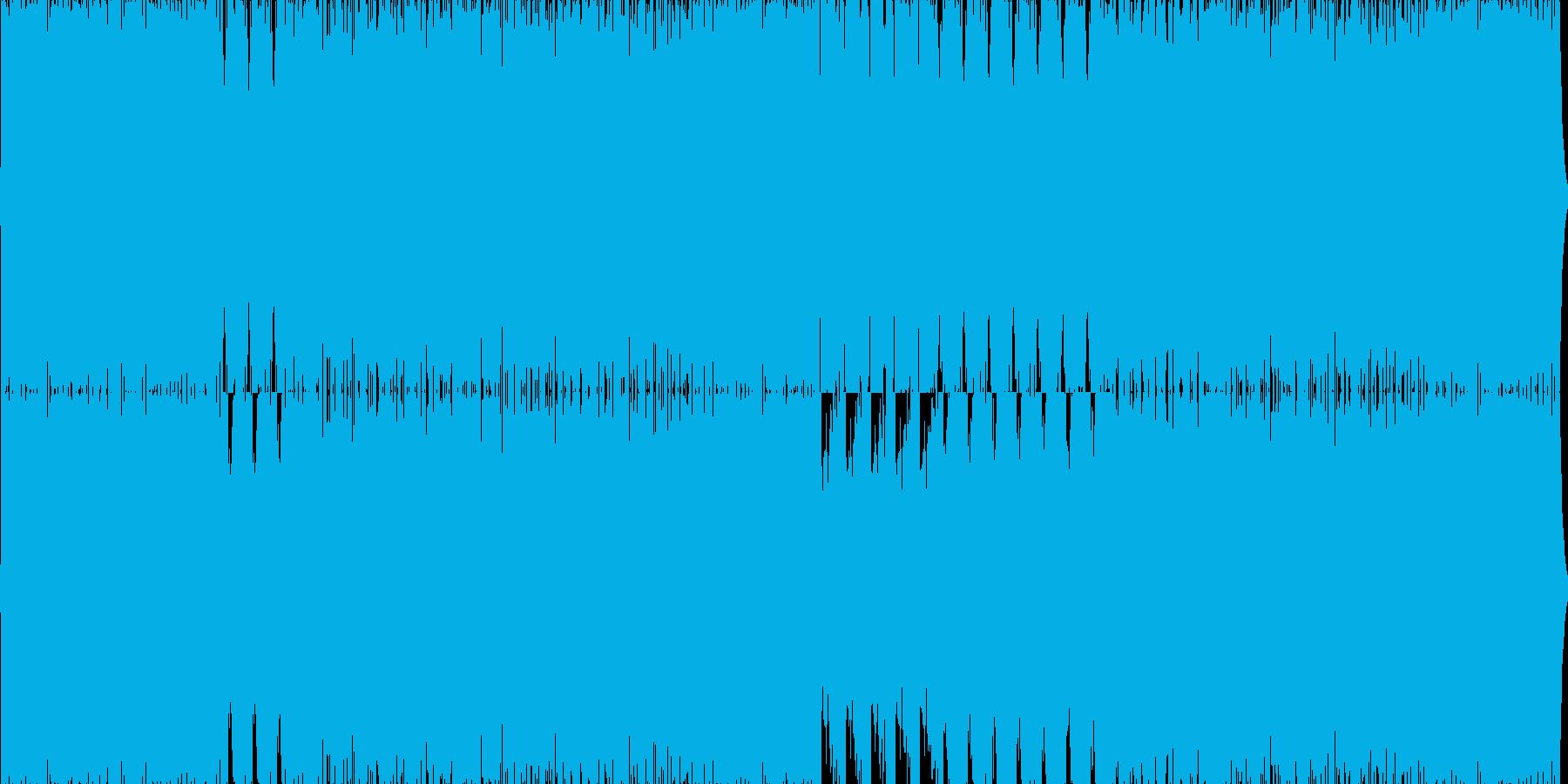 だいぶ前に作った曲ですが、ホラー映画っ…の再生済みの波形