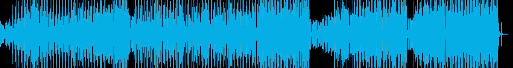 お菓子の国・メルヘンテクノポップ B+の再生済みの波形