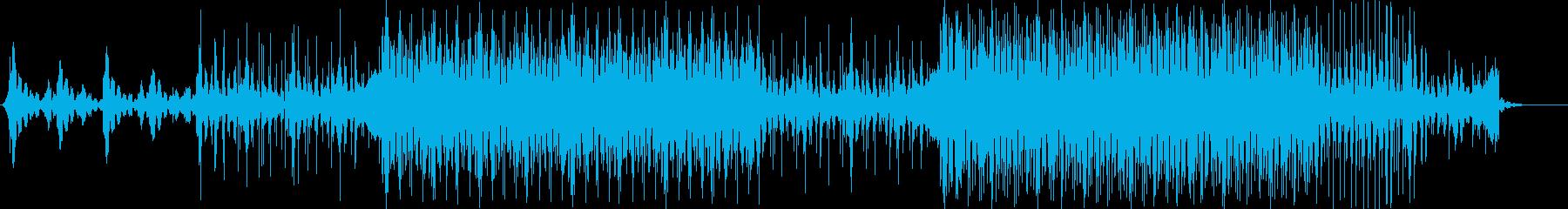 企業VP、CM、トロピカルハウス-01aの再生済みの波形