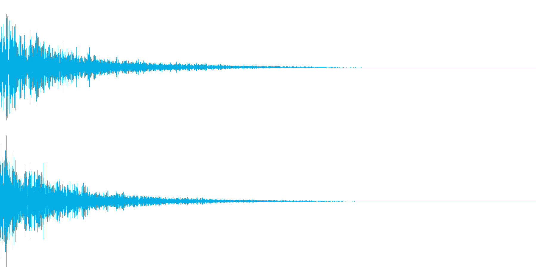 【ゲーム】ヒット_04 ダンッッッ!!の再生済みの波形