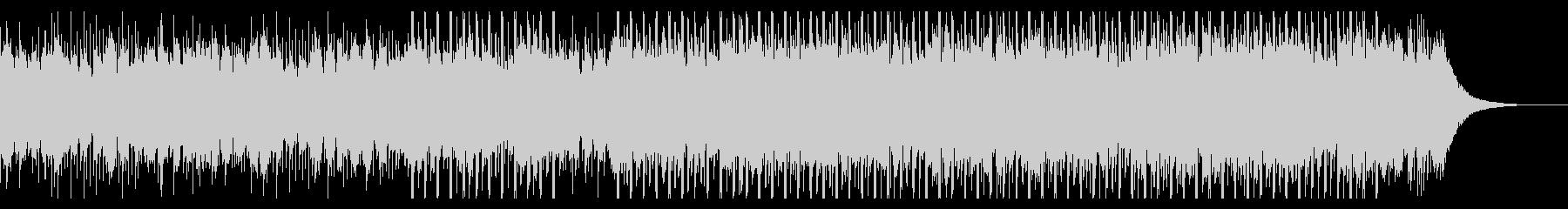 志望(60秒)の未再生の波形
