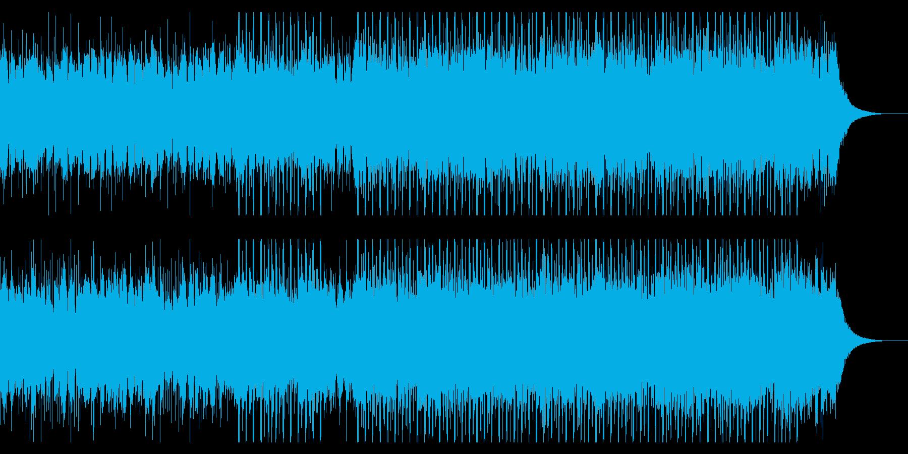 志望(60秒)の再生済みの波形