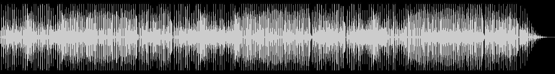 「ウイリアムテル序曲」脱力系アレンジの未再生の波形
