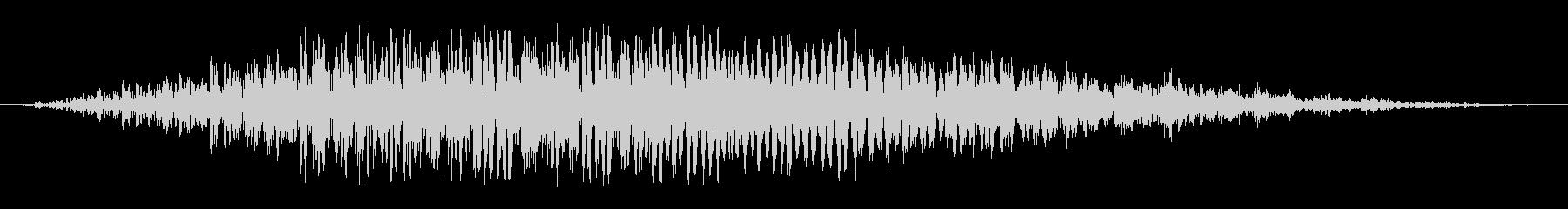 格付けの拡張の未再生の波形
