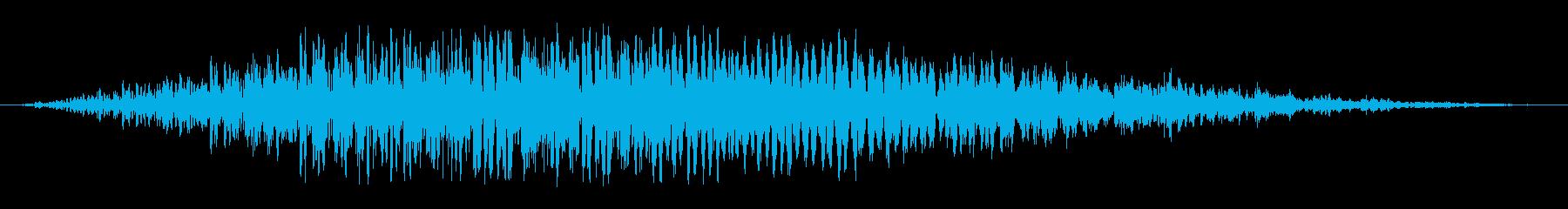 格付けの拡張の再生済みの波形