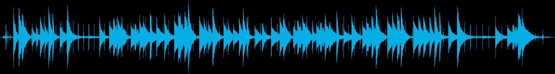 ミュージカルジュエリーボックス:ロ...の再生済みの波形