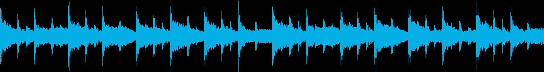 実験的 レトロ 積極的 焦り 劇的...の再生済みの波形