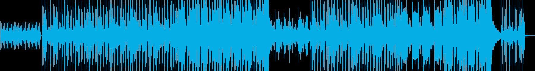 この風変わりなダンスグルーブは、最...の再生済みの波形