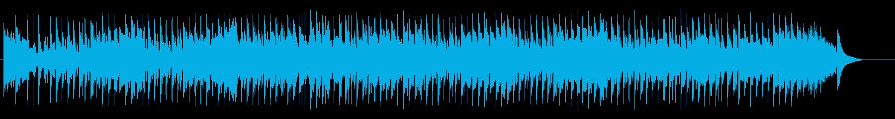 ジプシー風ワールド系マイナーBGMの再生済みの波形