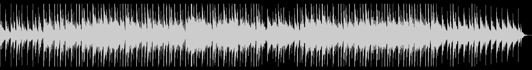 洋楽トレンドチルいLo-Fiヒップホップの未再生の波形