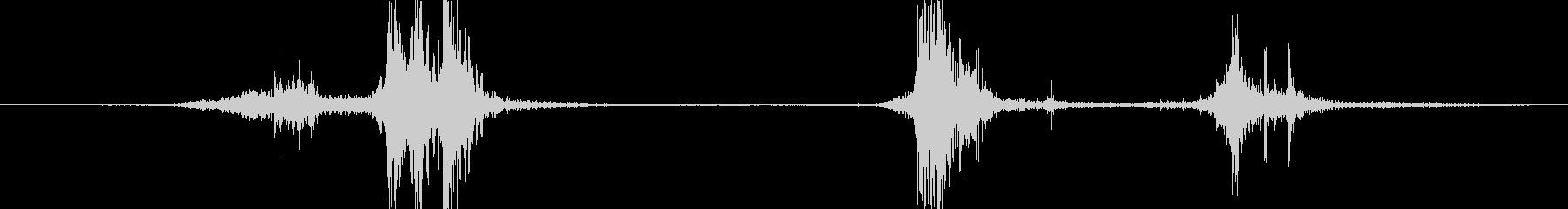 ファイトムーブ:ヘビーシャイニーク...の未再生の波形