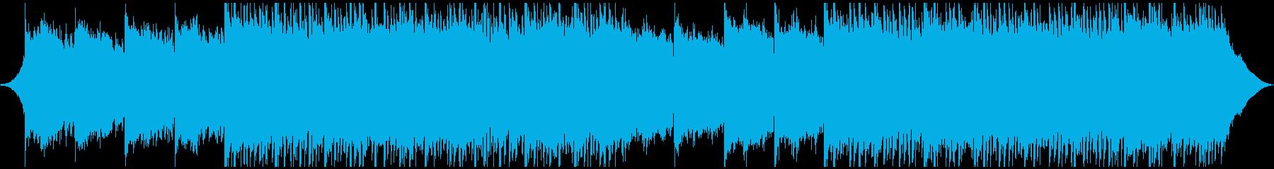 代替案 ポップ 実験的な アンビエ...の再生済みの波形