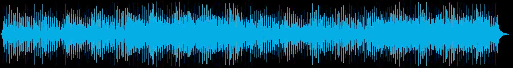 企業VP系54、シンプル、シンセ、爽快aの再生済みの波形