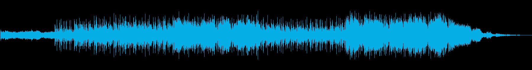 タブラ、percをフィーチャーした...の再生済みの波形