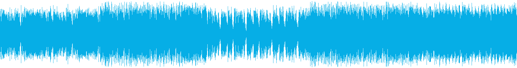 企業VP・夏の海・レゲエ・ループの再生済みの波形